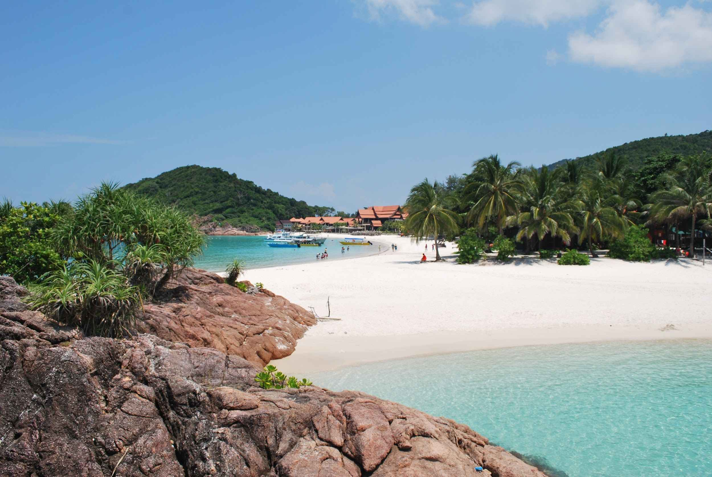 Islands to visit in Malaysia